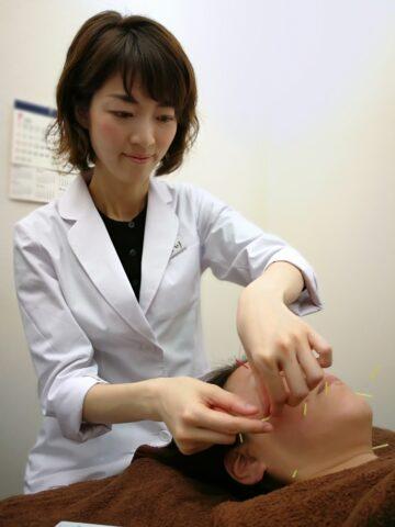カンナ顔面神経麻痺治療